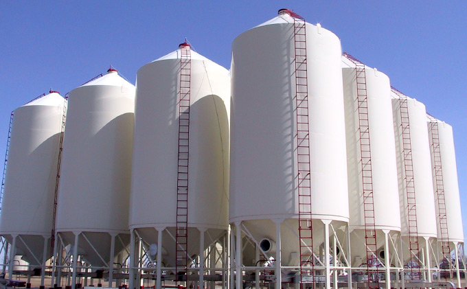 Seedpoint Solutions Bins & Hoppers